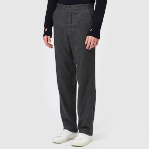 Oliver Spencer Men's Drawstring Trousers - Caldwell Grey