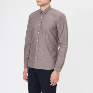 Oliver Spencer Men's Clerkenwell Tab Shirt - Belgrave Pink