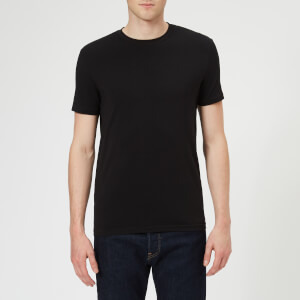 Dsquared2 Men's Twin Pack Crew Neck T-Shirt - Black