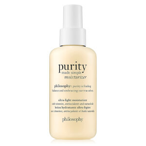 philosophy Purity Ultra-Light Moisturizer -kosteusvoide 141ml