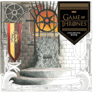 HBO's Game of Thrones Colouring Book (Paperback)
