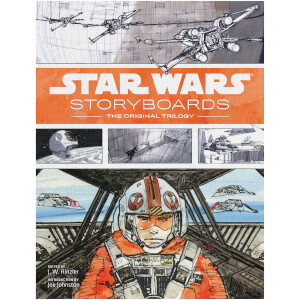 Star Wars Storyboards (Hardback)