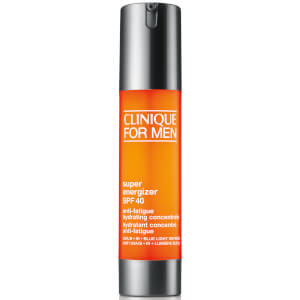 Clinique For Men Super Energizer™ SPF 40 Anti-Fatigue Hydrating Concentrate koncentrat nawilżający z filtrem SPF 40 48 ml