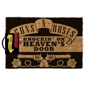 Guns N' Roses (Knockin' On Heaven's Door) Doormat