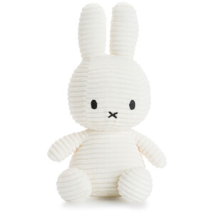 Miffy Sitting Corduroy - Off White