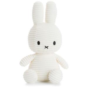 Miffy Sitting Corduroy - Off White