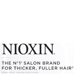 NIOXIN 3-part System 4 Cleanser Shampoo for Coloured Hair with Progressed Thinning 1000ml: Image 5
