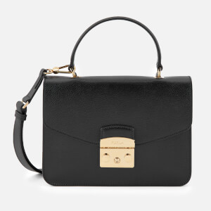 Furla Women's Metropolis Small Top Handle Bag - Onyx