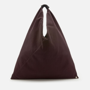 MM6 Maison Margiela Women's Japanese Bag - Bordeaux