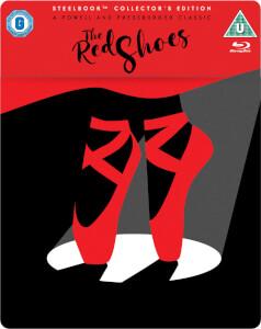 Les Chaussons rouges - Steelbook Exclusif Limité pour Zavvi