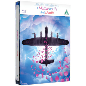 A Matter of Life and Death - Limited Edition Steelbook