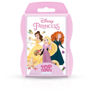 Top Trumps Specials - Dinsey Princess (Junior)