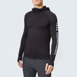 Peak Performance Men's Spirit Hoody - Black