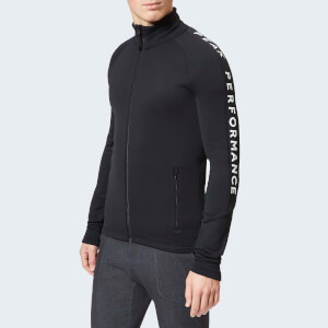 Peak Performance Men's Rider Zip Jacket - Black
