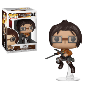 Attack on Titan Hange Funko Pop! Figuur