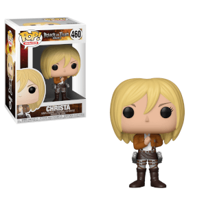 Attack on Titan Christa Funko Pop! Figuur