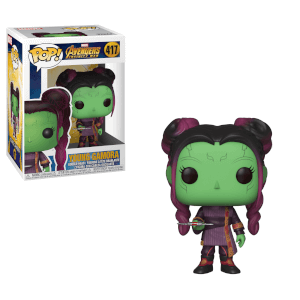 Marvel Infinity War Young Gamora with Dagger Funko Pop! Vinyl