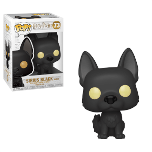 Harry Potter Sirius in forma di Felpato Pop! Vinyl