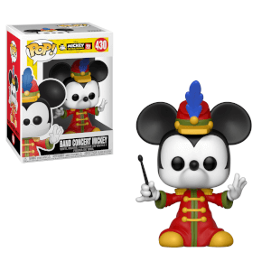 Figurine Pop! La Fanfare - 90 ans de Mickey - Disney