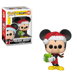 Disney Mickey's 90th Holiday Mickey Funko Pop! Vinyl