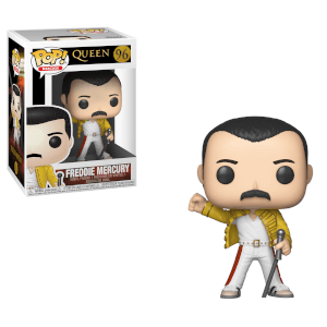 Figura Funko Pop! Rocks - Freddie Mercury Wembley 1986 - Queen