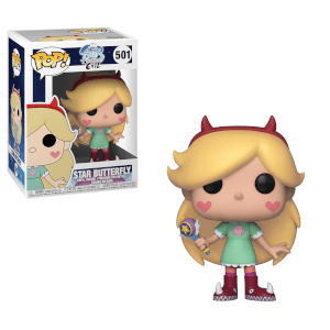 Figurine Pop! Star Butterfly - Disney
