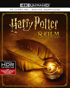 Harry Potter Complete Collection - 4K Ultra HD