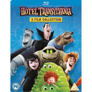 Hotel Transylvania 1-3