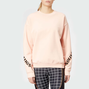 P.E Nation Women's The Half Run Sweatshirt - Light Salmon