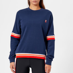 P.E Nation Women's The Altitude Sweatshirt - Navy