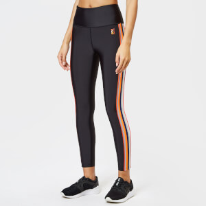 P.E Nation Women's The Crossbar Leggings - Black