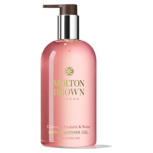Molton Brown Delicious Rhubarb & Rose Bath & Shower Gel 500ml