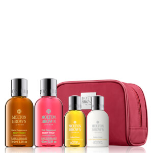 Molton Brown Weekend Away Essentials Travel Set
