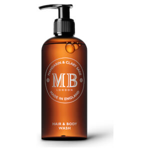 Molton Brown 1973 Mandarin & Clary Sage Hair & Body Wash -suihkusaippua