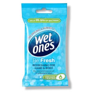 Wet Ones: Be Fresh