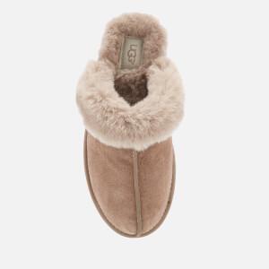 UGG Women's Scuffette II Sheepskin Slippers - Fawn: Image 3