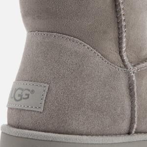 UGG Women's Classic Cuff Short Sheepskin Boots - Seal: Image 4