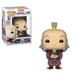 Avatar La Leggenda Di Aang - Iroh con Tè Figura Pop! Vinyl