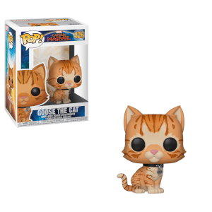 Marvel Captain Marvel - Goose the Cat Pop! Vinyl Figure