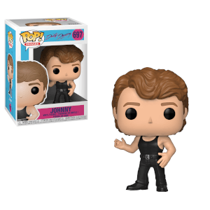 Dirty Dancing Johnny Pop! Vinyl Figure