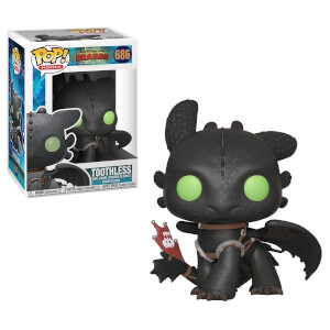 How to Train your Dragon 3 Toothless Funko Pop! Vinyl