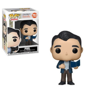 Modern Family Phil Pop! Vinyl Figure