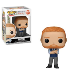 Modern Family Mitch Pop! Vinyl Figure