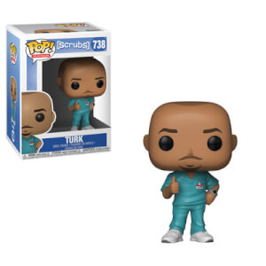 Scrubs Turk Pop! Vinyl Figure