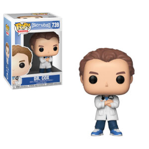 Scrubs Dr. Cox Pop! Vinyl Figure