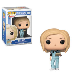 Figura Funko Pop! - Elliot - Scrubs