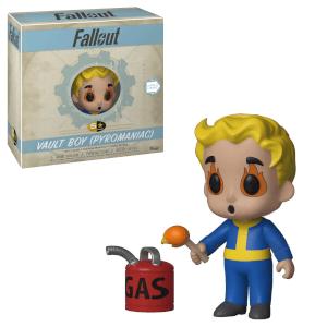 5 Star Fallout S2 Vault Boy (Pyromaniac) Vinyl Figur