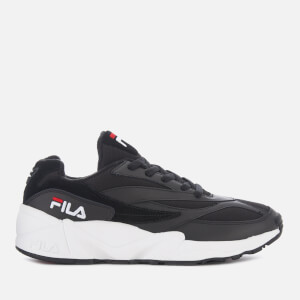 FILA Men's Venum Low Trainers - Black