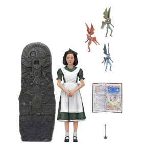 "NECA Guillermo Del Toro Signature Collection - 7"""" Scale Action Figure - Ofelia (Pan's Labyrinth)"
