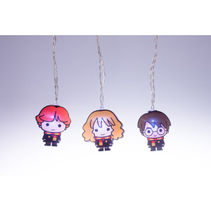 Harry Potter Kawaii Gryffindor 2D String Lights